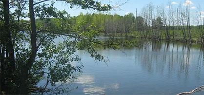 озеро акманай
