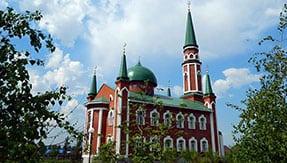 село Алексеевка