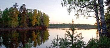 Озеро Сомовое