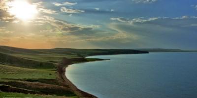 Давлеканово озеро Аслы-куль