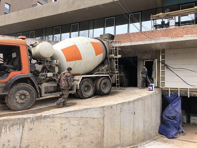 бетон уфа
