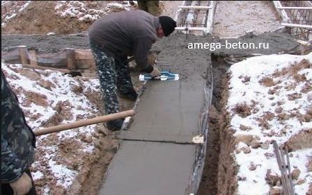 бетон с ПМД